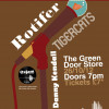 Rotifer, Tigercats and Danny Kendall – 26th October 2012