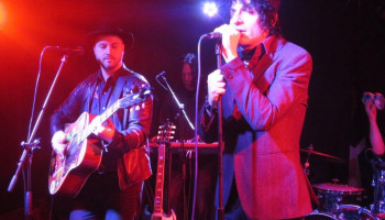 Jesse Malin – The Old Cold Store, Nottingham (March 1, 2020)