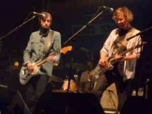 Broken Social Scene (right: Brendan Canning)
