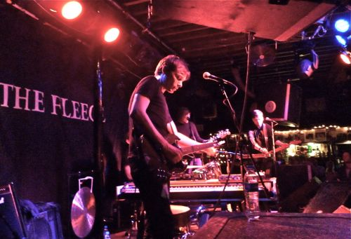 Field Music, The Fleece, Bristol, 2012