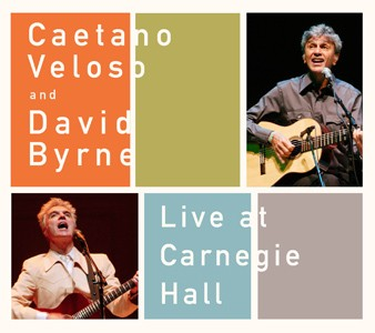 Caetano Veloso and David Byrne