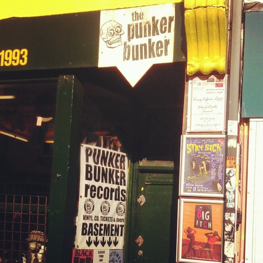 The Punker Bunker