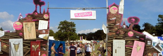 Playgroup Festival