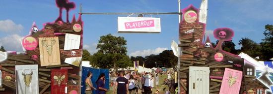 Playgroup Festival