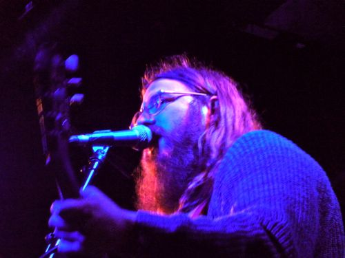 Matthew E White at Thekla, Bristol, 2013