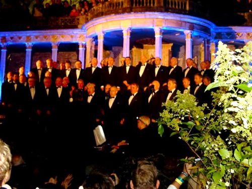 The Brythonthiaid Male Voice Choir