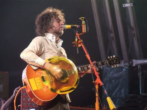 The Flaming Lips, Greenman 2010, pic by Arthur Hughes