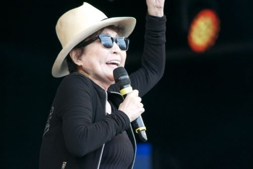 Yoko One and Yo La Tengo