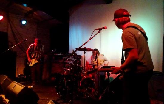 The Flash Bang Band