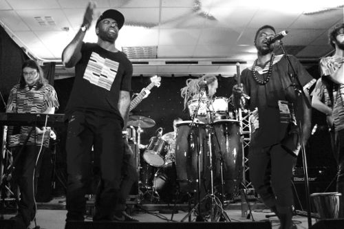 K.O.G. and the Zongo Brigade