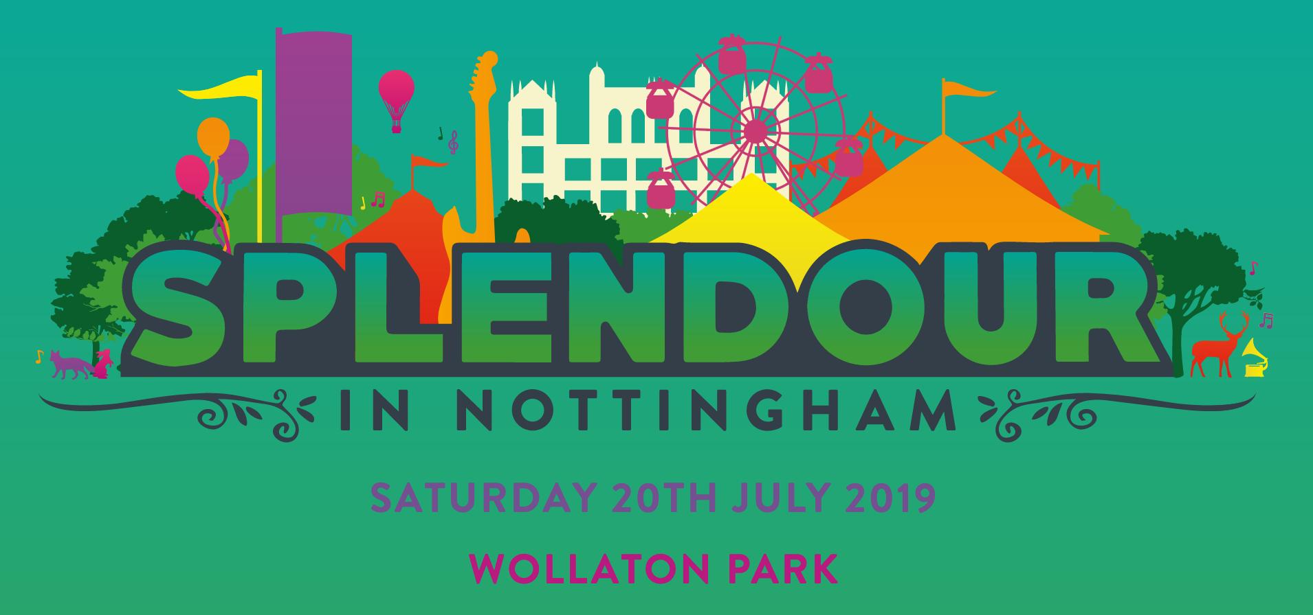 Splendour in Nottingham 2019